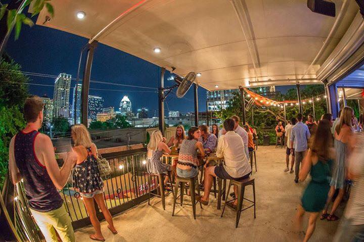 Lustre Pearl Rainey Downtown View of Austin