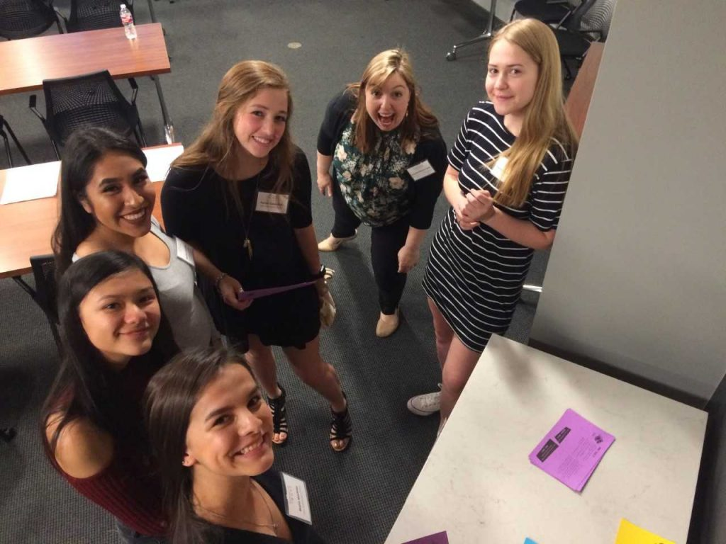 Texas Advocacy Project Teen Ambassadors for Hope