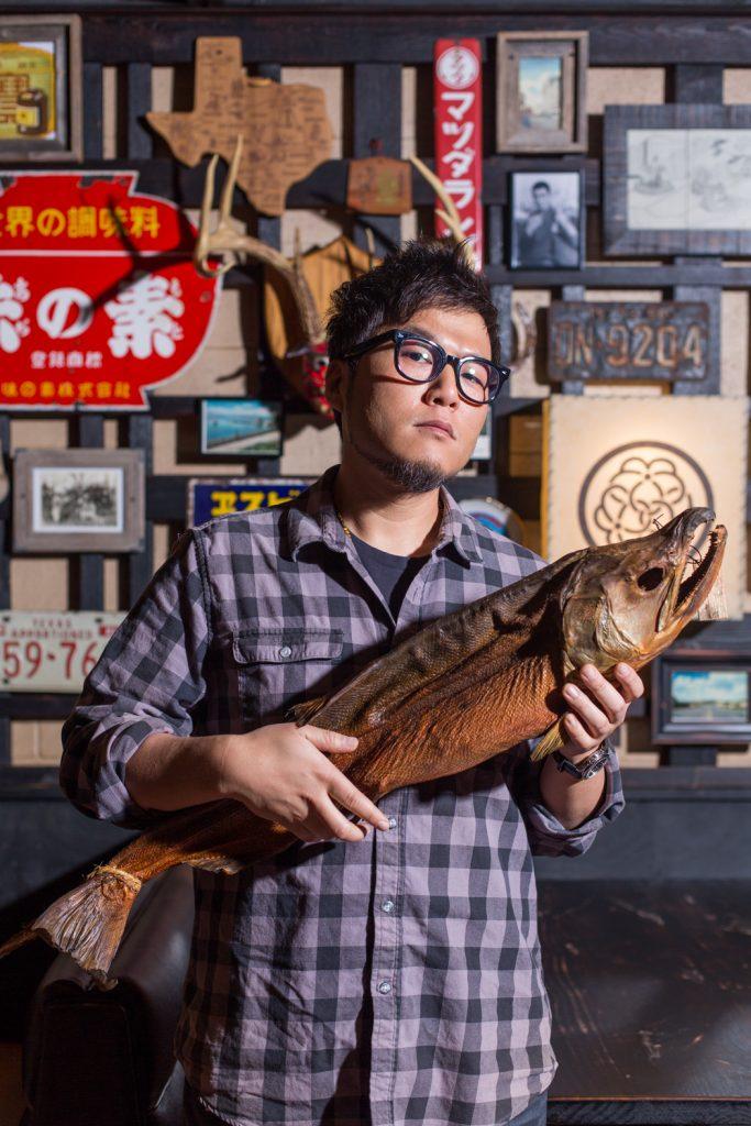 Tatsu Aikawa owner of Tatsu-ya restaurant group in Austin