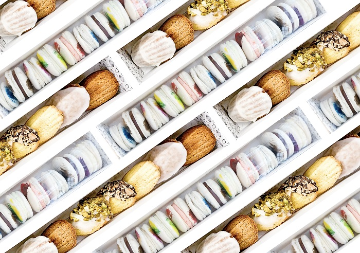 Meringue drops, macarons, and more from Fluff Meringues & More