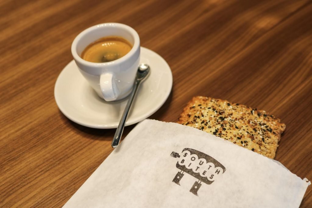 Coffee and To-go Food in Downtown Austin