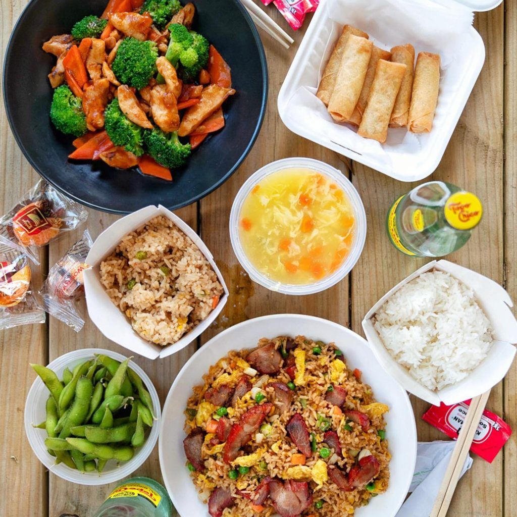 Tso Chinese Delivery in Austin
