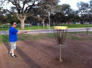 Eric_Highland_Disc_Golf_Zilker_Park