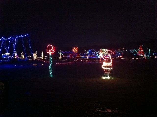 santas ranch christmas lights austin - Christmas Lights Austin Tx