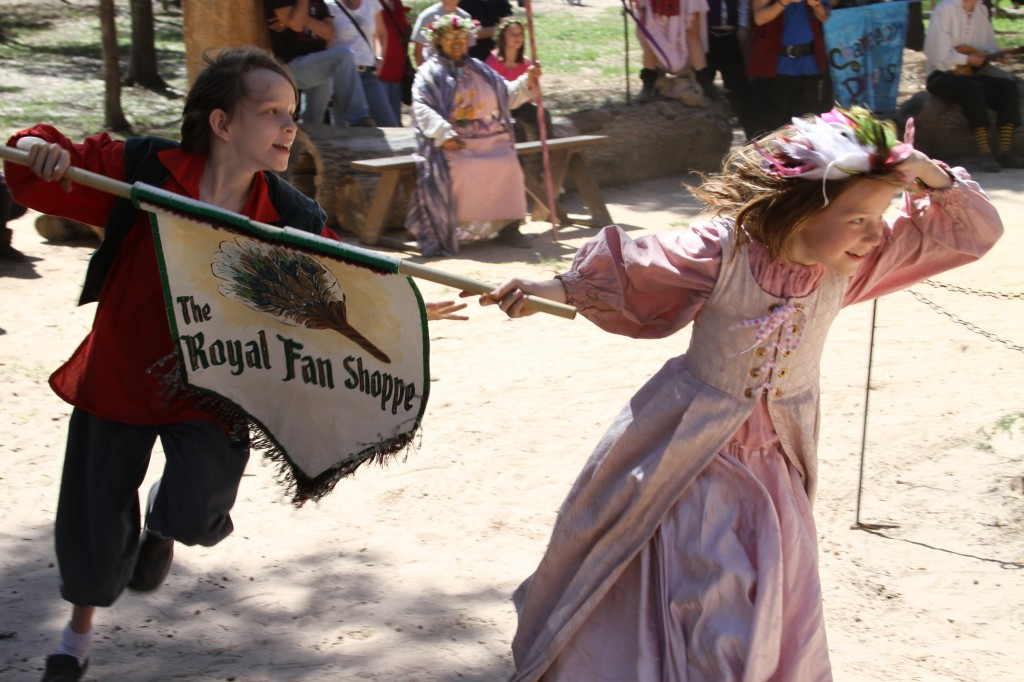 children_running_Renaissance_Faire