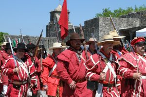 Alabama Red Rovers fight for Texas Independence