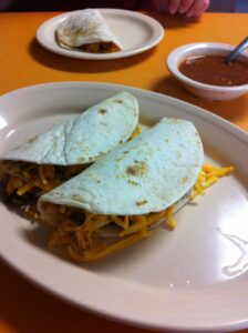 La Mexciana Bakery breakfast tacos in Austin