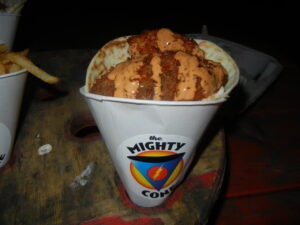 The Mighty Cone first served at ACL in 2002