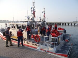 United States Coast Guard Patrol Boats