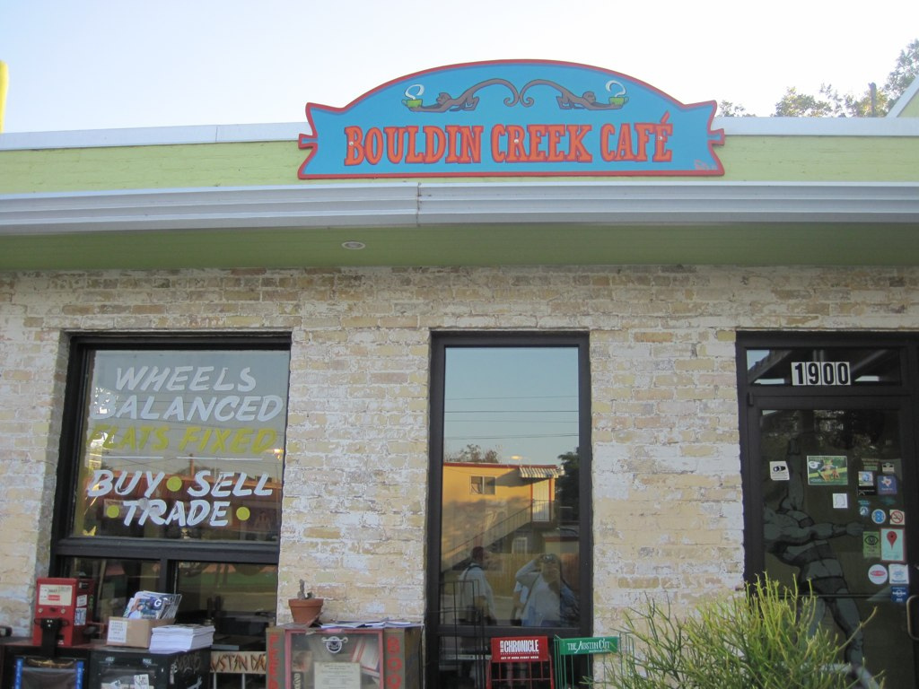 Bouldin Creek Coffeehouse in Austin, TX