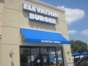 Elevation Burger is Open in Austin, Texas