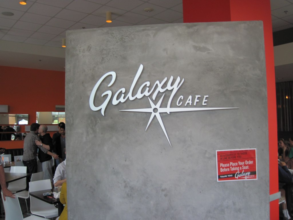 Galaxy Cafe Austin at The Triangle