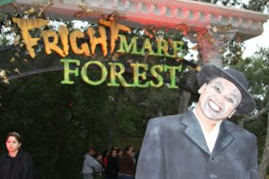 Jack's Frightmare Forest at SeaWorld San Antonio