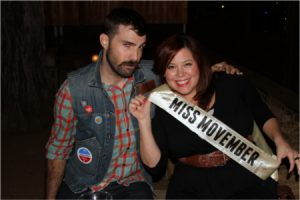 Movember Austin Launch Party