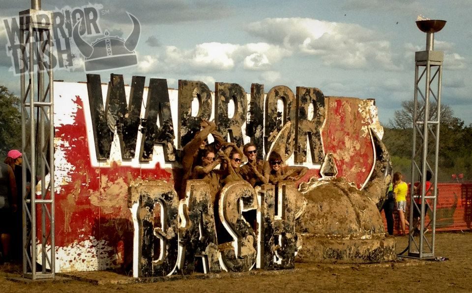 Warrior Dash Texas