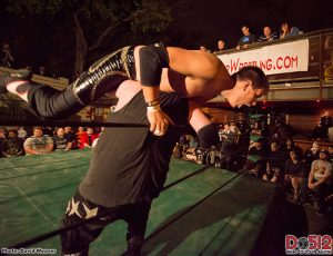 Professional Wrestling at the Mohawk Club in Austin