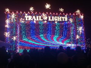Trail of Lights Austin Entry