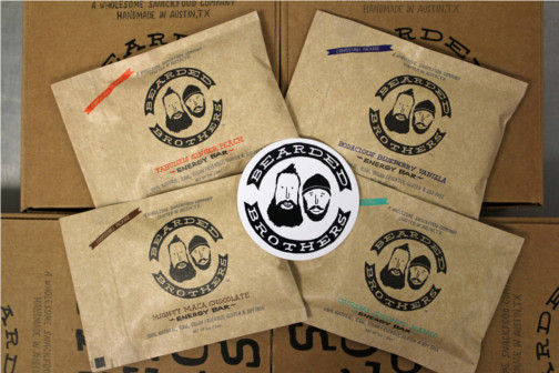 Bearded Brothers All Natural Energy Bars