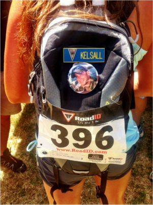 Kim Kesall is honoring her brother at Carry the Load