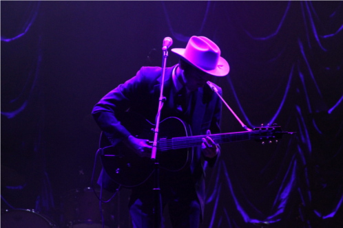 Shakey Graves at the Moody Theater in Austin