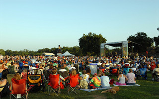 Live Music at Zilker Park with Blues on the Green