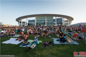 Sound and Cinema at the Long Center