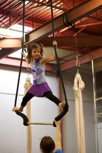 Sky Candy Trapeze Training for Kids