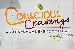 Conscious Cravings Food Trailer in Austin