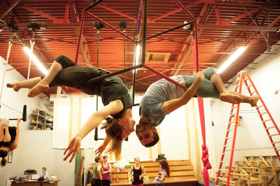 Sky Candy Aerial Arts in Austin