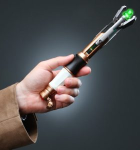 Sonic Screwdriver looks like a vaporizer