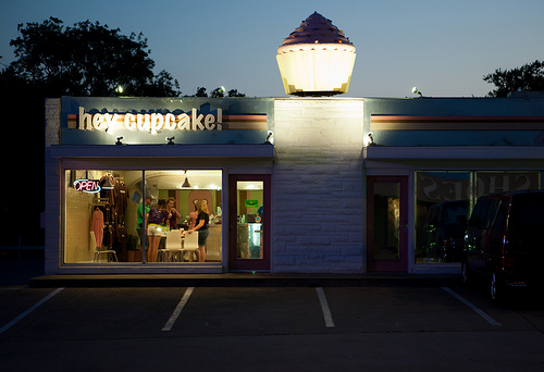 Hey Cupcake Store on Burnet