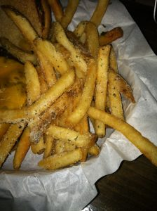 Workhorse Bar French Fries