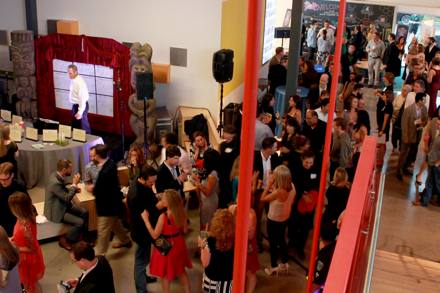 New Austin Children's Museum Party