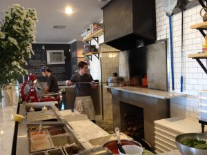 Making Wood Fired Pizza at Pieous Austin