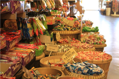 Big Top Candy Shop