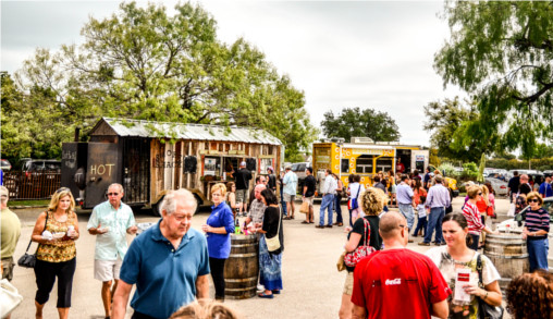 Gruene Music and Wine Festival Food Trucks