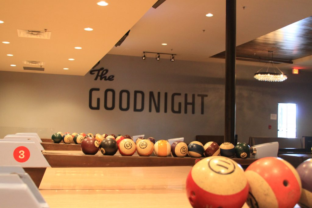 The Goodnight New Year's Eve Bowling