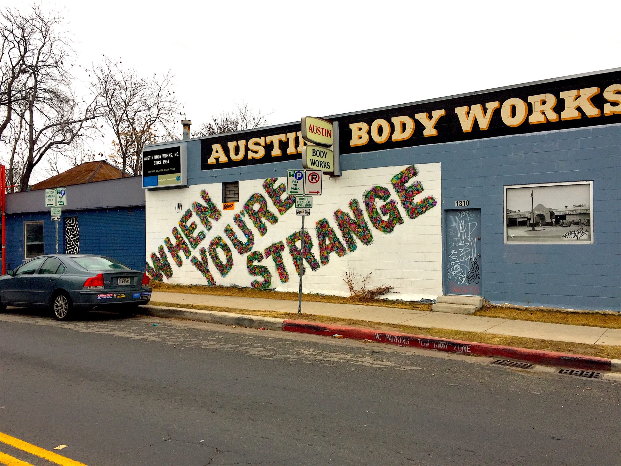 Everything You Don't Know About the Best Murals in Austin