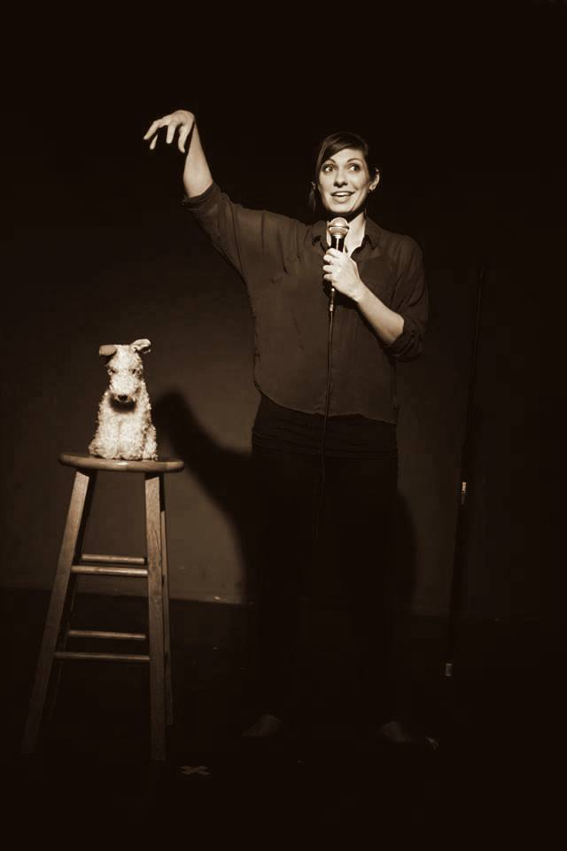 Stand-Up Comedy at the Institution Theater Austin