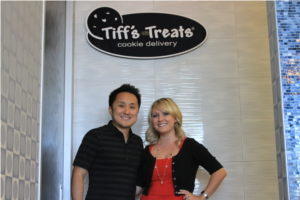 Tiffany Taylor Leon Chen Tiff's Treats
