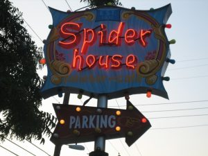 Spiderhouse Cafe in Austin TX
