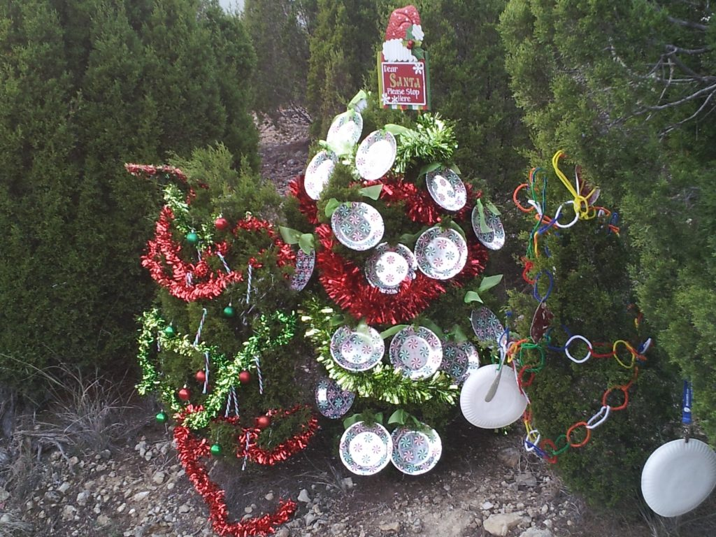 How to Decorate Trees on 360 in Austin
