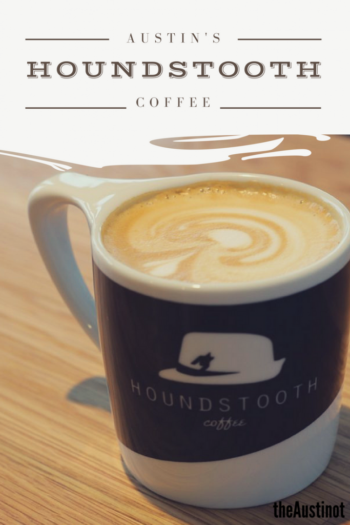 Houndstooth Coffee Shop Austin