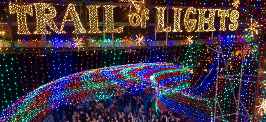 What To Expect From Trail Of Lights 2013