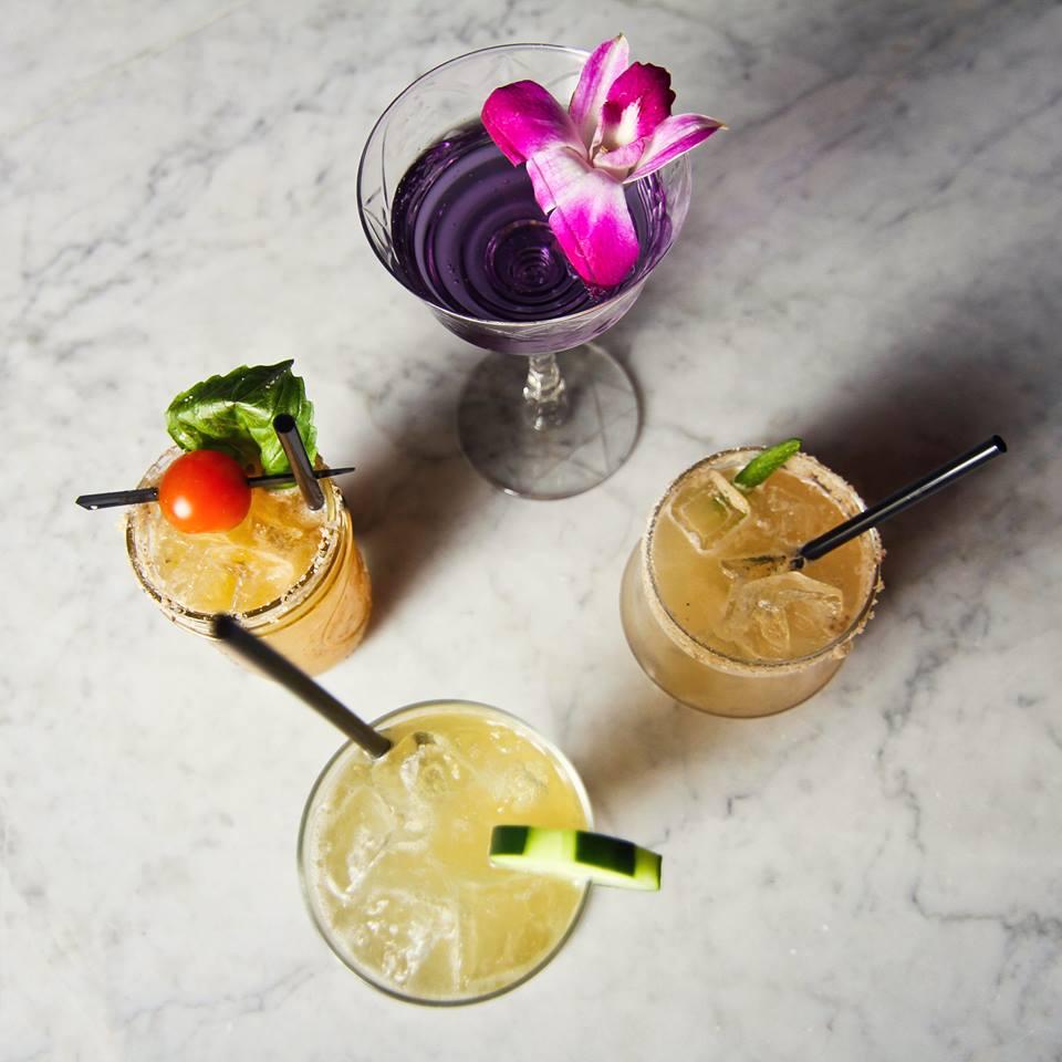 Craft Cocktails at Freedmen's Bar in Austin