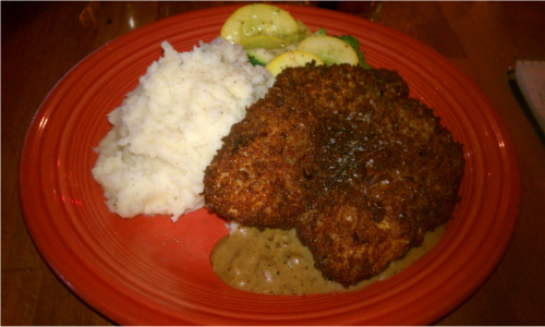 New Orleans Pecan Chicken Chez Zee