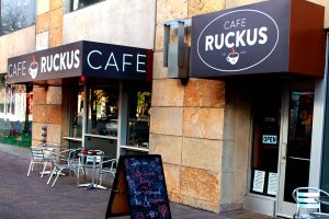 Cafe Ruckus in Downtown Austin