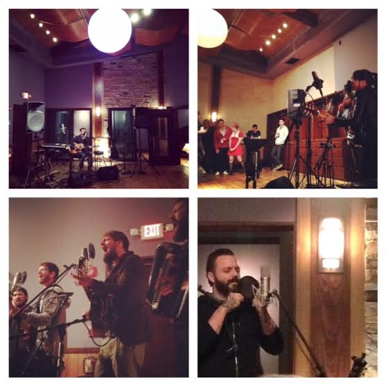 Quiet Company and Others Perform at Orb Performing Studios