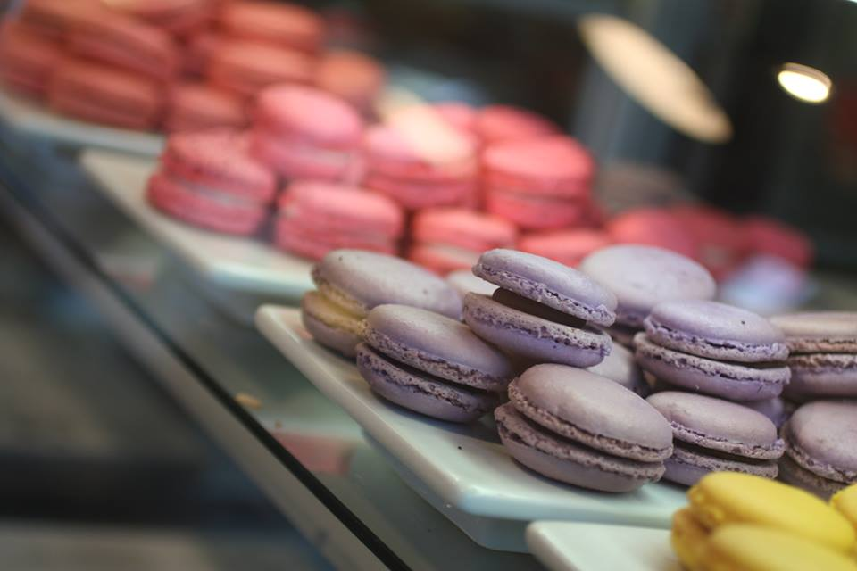Macarons at Walton's Fancy and Staple