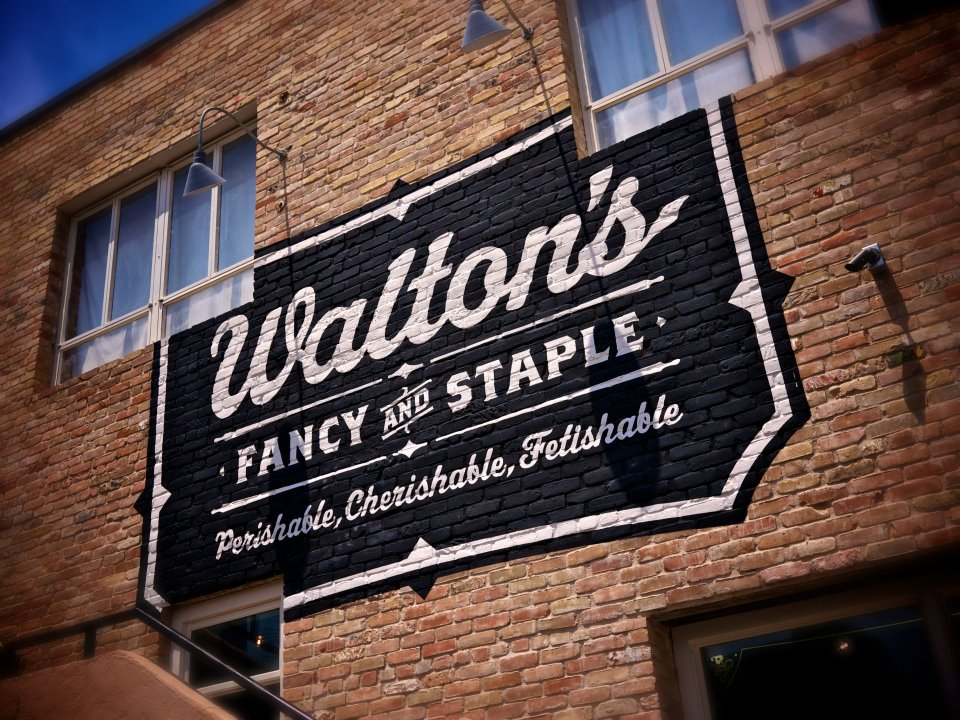 Walton's Fancy and Staple on West Sixth Street